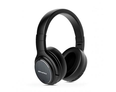 Casti Wireless Bluetooth Music 5.0 Awei Anc ,Negru -A950BL