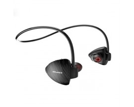 Casti Wireless Bluetooth Sport 5.0 Awei ,Negru -A847BL