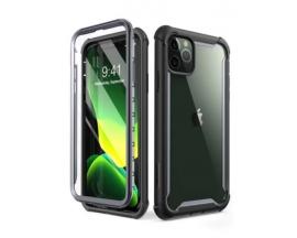 Husa Premium Originala 360 Grade Supcase Iblason Ares iPhone 12 / iPhone 12 Pro   Negru