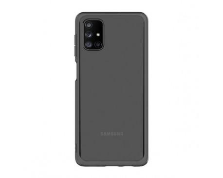 Husa Spate Araree Samsung Pentru Samsung Galaxy M51 ,Silicon Antishock Fumuriu