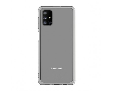 Husa Spate Araree Samsung Pentru Samsung Galaxy M51 ,Silicon Antishock Transparent