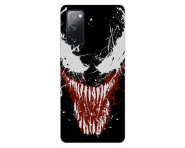 Husa Silicon Soft Upzz Print Samsung Galaxy S20 Fe Model Monster