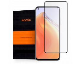 Folie Sticla Full Cover Full Glue Mocolo Xiaomi Mi 10T /Mi 10T Pro ,cu Adeziv Pe Toata Suprafata Foliei Neagra