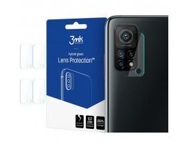 Set 4 Buc  Folie Sticla Nano Glass Pentru Camera 3mk Xiaomi Mi 10T / Mi 10T Pro , Transparenta