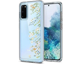 Husa Premium Spigen Ciel Pentru Samsung Galaxy S20 ,Spring Garden