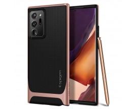 Husa Premium Originala Spigen Neo Hybrid Samsung Note 20 Ultra, Bronze