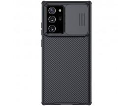 Husa Premium Nillkin Cam Shield Pentru Samsung Galaxy Note 20 Ultra - Protectie La Camera