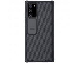 Husa Premium Nillkin Cam Shield Pentru Samsung Galaxy Note 20 - Protectie La Camera