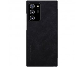 Husa Flip Cover Book Premium Nillkin Qin Samsung Galaxy Note 20 Ultra Negru