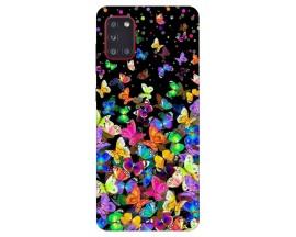 Husa Silicon Soft Upzz Print Samsung Galaxy A31 Model Colorature