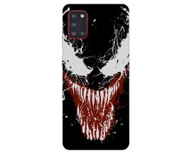 Husa Silicon Soft Upzz Print Samsung Galaxy A31 Model Monster