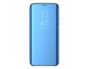 Husa Tip Carte Mirror Samsung Galaxy A20s , Albastru