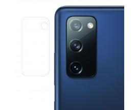 Folie Pentru Camera Nano Upzz Flexible Samsung Galaxy S20 Fe , Transparenta