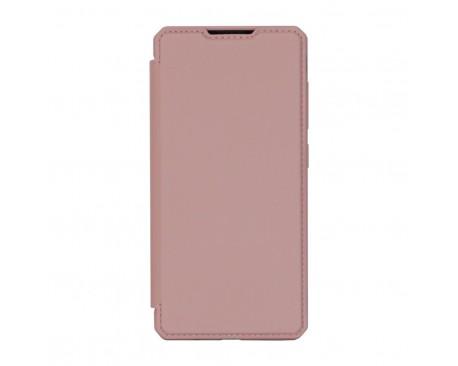 Husa Flip Cover Premium Duxducis Skinpro Huawei P30 Lite Rose Gold