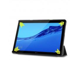 Husa Tableta Upzz Protect Smartcase Huawei Mediapad M5 Lite 10.1 Navy Albastru