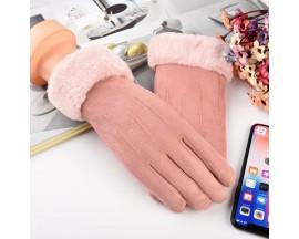 Manusi Touchscreen Upzz Soft Winter - Roz