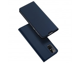 Husa Flip Cover Premium Duxducis Skinpro Samsung Galaxy M31s, Albastru