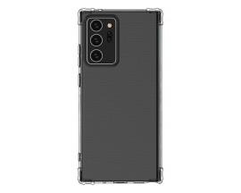 Husa Premium Upzz Woz Crystal Armor Samsung Galaxy Note 20 Ultra, Transparenta cu Tehnologie Air Cushion