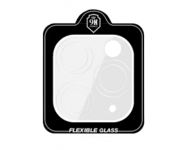 Folie Nano Flexi Upzz Pentru Camera iPhone 12 Mini, Transparenta
