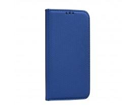 Husa Flip Cover Upzz Smart Case Pentru Huawei P40 Lite 5G, Albastru Navy