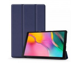 Husa Tableta Upzz Protect Smartcase Galaxy Tab A 10.1 2019 T510 / T515 Navy Albastru