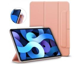 Husa Premium Esr Rebound Magnetic Compatibila Cu Apple Ipad Air 4 ( 2020 ), Rose Gold