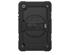 Husa Tableta Upzz Tech Solid 360 Compatibila Cu Samsung Galaxy Tab A7 10.4inch, Model T500/t505, Negru