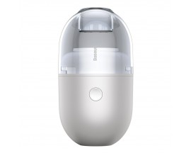 Aspirator Wireless Baseus Capsule Desktop C2 Mini -Alb