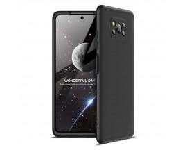 Husa 360 Grade Upzz Protection Xiaomi Poco X3 Nfc -Negru