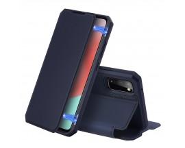 Husa Premium Duxducis Skin X  Flip Cover Samsung Galaxy A31, Albastru