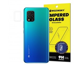Folie Nano Glass Pentru Camera Wozinsky  Xiaomi Mi 10 Lite, Transparenta