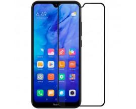 Folie Protectie Ecran Hybrid Upzz Ceramic Full Glue Pentru Xiaomi Redmi Note 8T, Transparenta Cu Margine Neagra