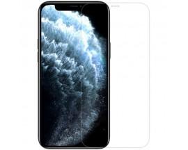 Folie Sticla Premium Nillkin Amazing H Pentru iPhone 12 Pro Max, Full Cover, Transparenta