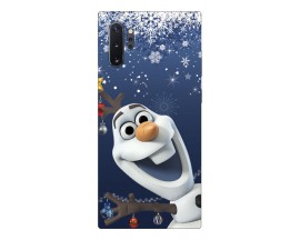 Husa Slim Silicon Upzz X-mass Print Samsung Galaxy Note 10 Plus Model Craciun 8