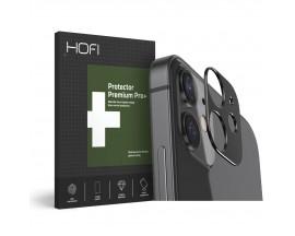 Protectie Hofi Pentru Camera iPhone 12 Mini , Metal - Negru