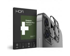 Protectie Hofi Pentru Camera iPhone 12 Pro Max , Metal - Negru