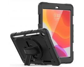 Husa Tableta Upzz Tech Solid 360 Pentru iPad 7/8 10.2inch 2019/2020 ,Negru