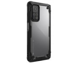 Husa Premium Ringke Fusion Xiaomi Mi 10T / Mi 10T Pro, Negru
