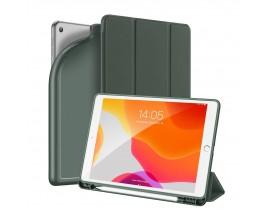 Husa DuxDucis Osmo Pentru iPad 7 ( 2019 ) / iPad 8 ( 2020) , Cu suport Pencil, Negru