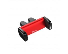Suport Auto Universal Baseus Steel Cannon Air Pentru Ventilatie -SUGP-09, Rosu