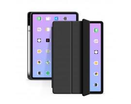 Husa Upzz Tech Smartcase Sc Pen Compatibila Cu iPad Air 4 ( 2020 ), Negru