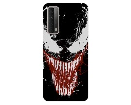 Husa Silicon Soft Upzz Print Huawei P Smart 2021 Model Monster
