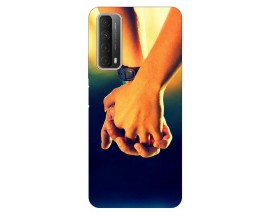 Husa Silicon Soft Upzz Print Huawei P Smart 2021 Model Together