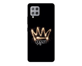 Husa Silicon Soft Upzz Print Samsung Galaxy A42 5g Model Queen