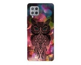 Husa Silicon Soft Upzz Print Samsung Galaxy A42 5g Model Sparkle Owl