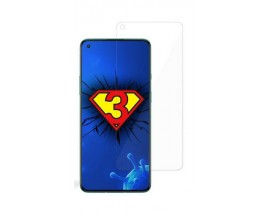 Folie Silicon 3mk Silverprotection + Pentru OnePlus 8T, Silicon, Transparent