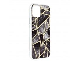 Husa Upzz Silicone Marble Cosmo Compatibila Cu iPhone 12 Pro Max, Model 7