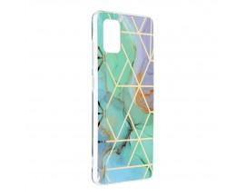 Husa Upzz Silicone Marble Cosmo Compatibila Cu Samsung Galaxy A51, Model 3
