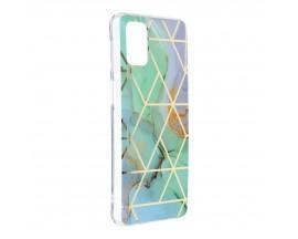 Husa Upzz Silicone Marble Cosmo Compatibila Cu Samsung Galaxy M51, Model 3