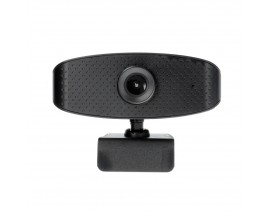 Webcam Upzz Cu Microfon Ecm - Cdv1232b 1080p/30fps. Negru